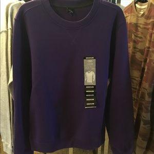Brand new legend medium purple sweatshirt